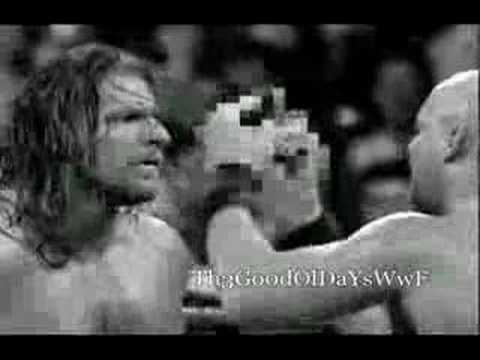 Stone Cold Steve Austin vs Triple H Promo 25/2/2001