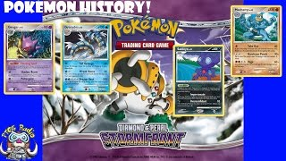 Pokémon TCG History: Stormfront (Diamond and Pearl)