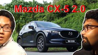 Mazda CX-5 2.0GLS Review