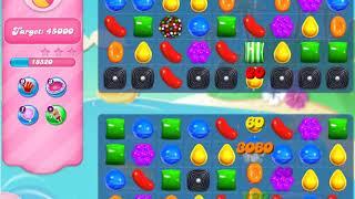 Candy Crush Saga   level 134 no boosters