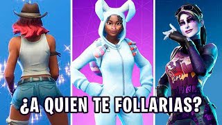 EL TAG de la SKIN en FORTNITE