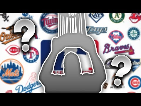 Predicting The Entire 2019 MLB Season, Postseason And World Series Winner REVEALED