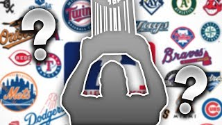 Predicting The Entire 2019 Mlb Season, Postseason And World Series Winner Revealed
