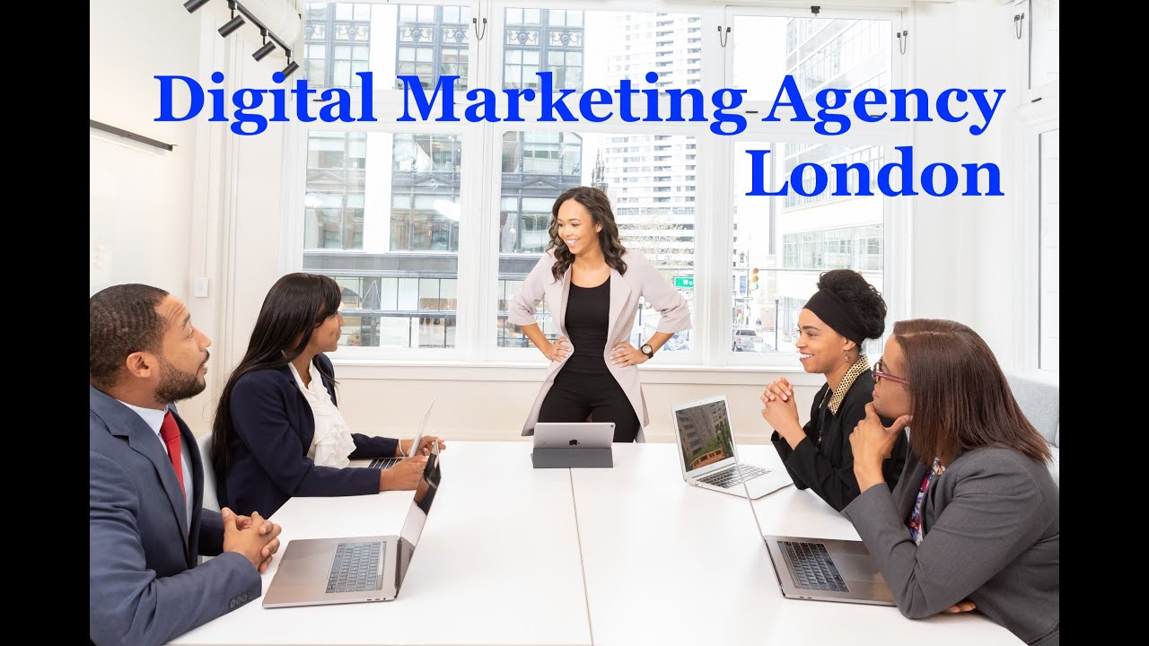 Of degree students, and more. Digital marketing agency in london - YouTube