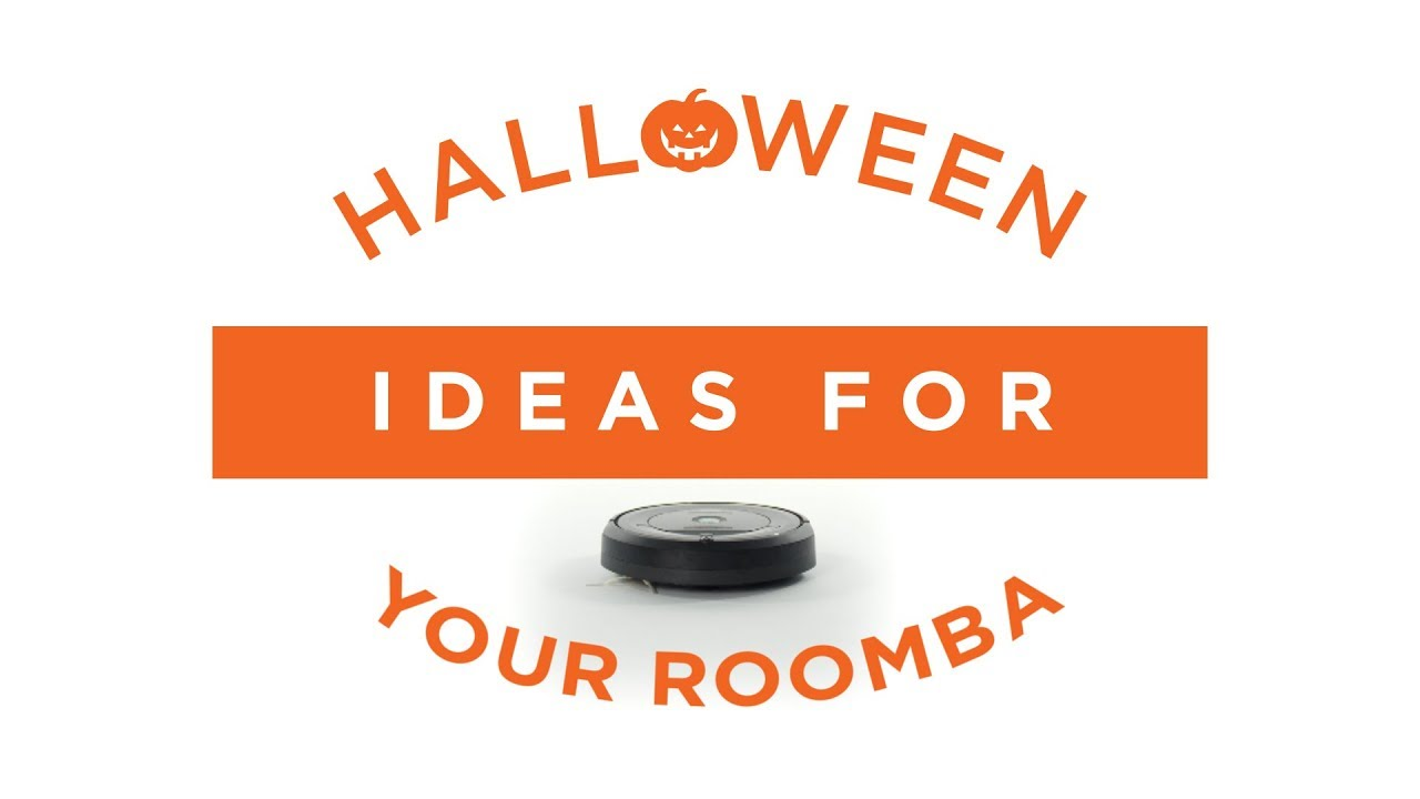 DIY Halloween Costume Ideas For Your Roomba