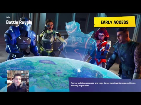 FORTNITE (PAKISTAN) PRE IFTARI LIVE STREAM