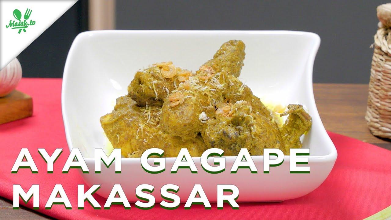 Ayam Gagape Makassar