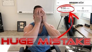 The #1 BIGGEST MISTAKE Amazon FBA Sellers Make Without Even Knowing
