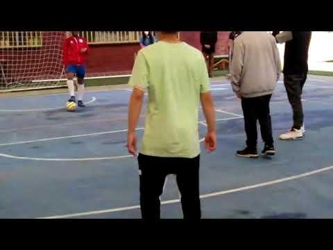 Demostración de Fútbol Ciego