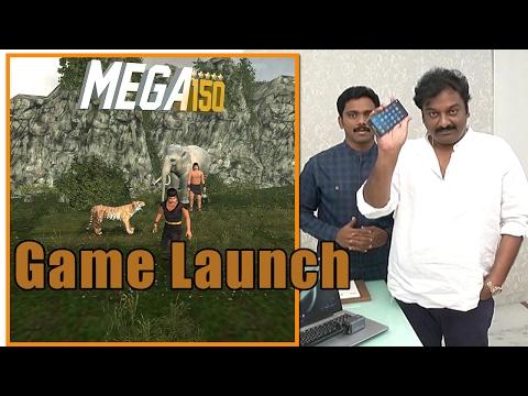 Mega 150 game launch by VV Vinayak and Dil Raju || Megastar Chiranjeevi || Boss In Game