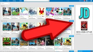 HIDING ROBUX CARDS IN ROBLOX ADS! | JD Roblox Show