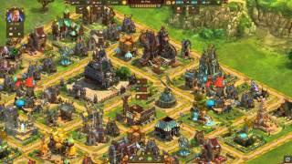 Elvenar - официальный трейлер игры