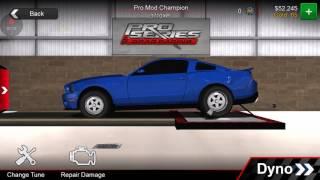6.008 Mustang Tune - Race - Dyno & Setup + Supra ProMod Teaser | ProSeries Drag Racing