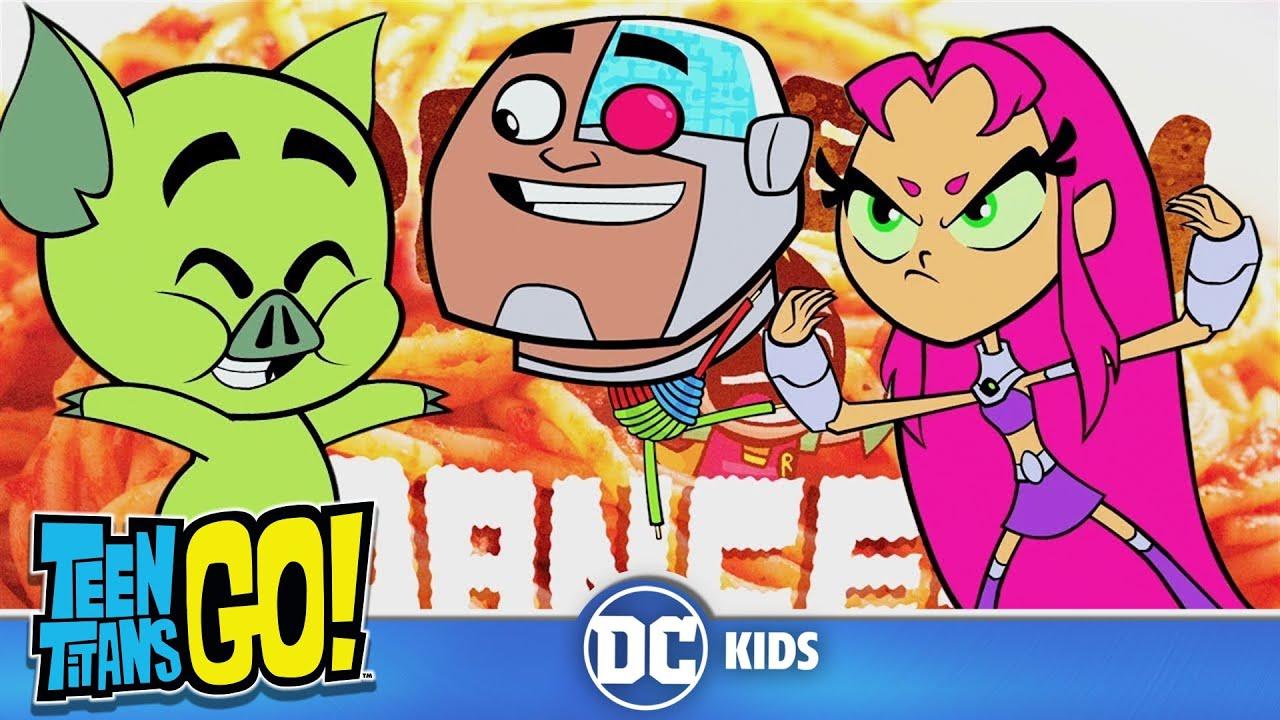 Download Teen Titans Go! | Titans DANCE! | DC Kids