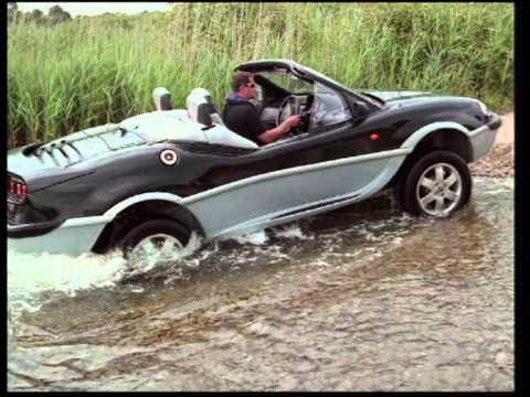 Gibbs Aquada water car - promo 2 - YouTube