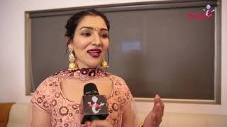 Tina Ahuja Byte on Her Upcoming Movie as Fashion Designer Ganpati - Govinda