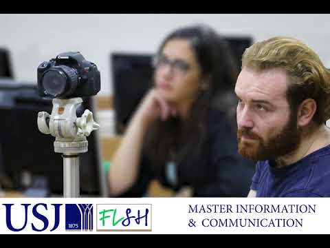 Le Master Information Et Communication - USJ