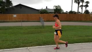 First 15K Race