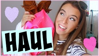 Video END OF SUMMER HAUL: Target, Forever21, Minnetonka and more! download MP3, 3GP, MP4, WEBM, AVI, FLV Desember 2017