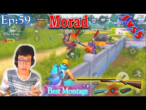 1vs5!Morad,King Of GYRO,