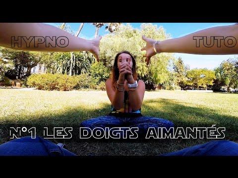 ►Hypno Tuto◄ Apprendre l'hypnose en vidéo ! N°1 Les doigts aimantés !