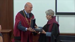 Удостояване генерален директор на ЮНЕСКО Ирина Бокова със звание ''Доктор хонорис кауза на ИУ-Варна''