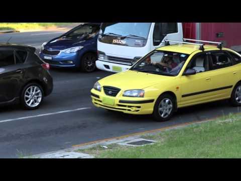 Driver Safety – Car Colour & Visibility