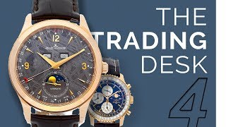 The Trading Desk: This or That, Richemont Buys Watchfinder, Talking Breguet, Hublot, and More!