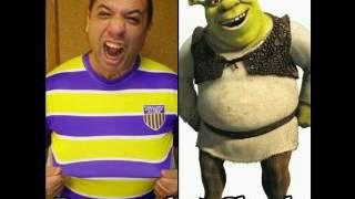 Dubladores Brasileiros de Shrek 2 ( Principais )