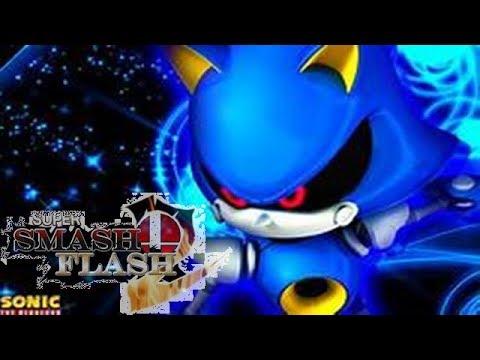 Download Ssf2 Custom Intro Hyper Metal Sonic Metal Sonic V2 And