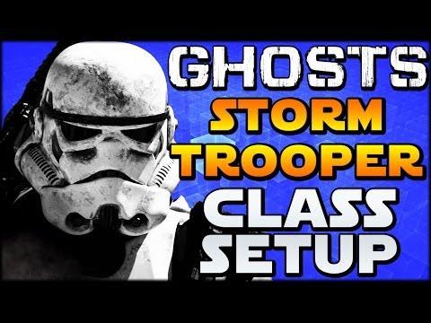 "COD Ghosts - ""STORMTROOPER"" Custom Class Setup ""STAR WARS"" (Call of Duty)"
