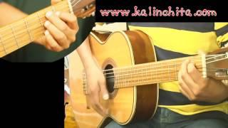 Adolescente tierno - Tormenta - Como tocar en guitarra