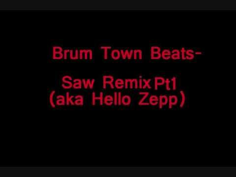 Brum Town Beats - Saw Remix