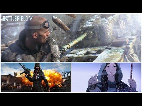 Battlefield V может получить бесплатную Королевскую Битву | Игровые новости