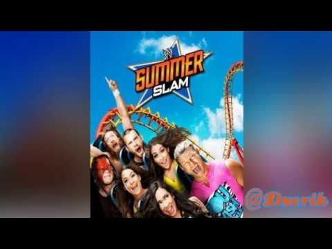 WWE Summerslam 2013 Theme Song Reach For The Stars  Major Lazer Ft Wyclef Jean