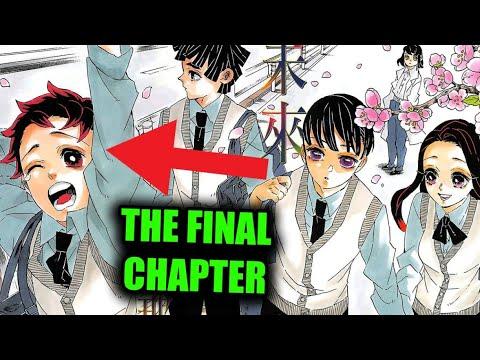 Demon Slayer Final Chapter Says Goodbye To Everyone Tanjiro S Children Reincarnation Explained Youtube We moved site to gogoanime.so. demon slayer final chapter says goodbye to everyone tanjiro s children reincarnation explained