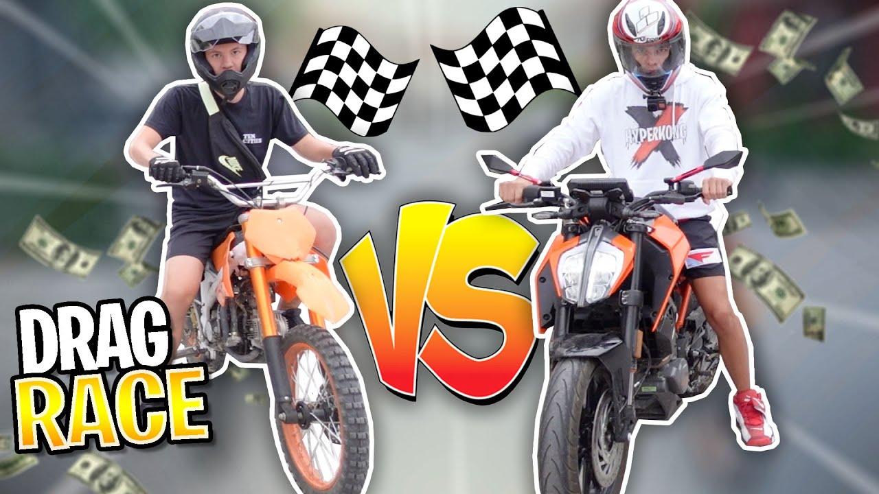 Съзтезавахме се с Мотори! DRAG RACE и Бързо Каране + Q&A!