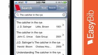 EasyBib App for iPhone and iPad - EasyBib.com