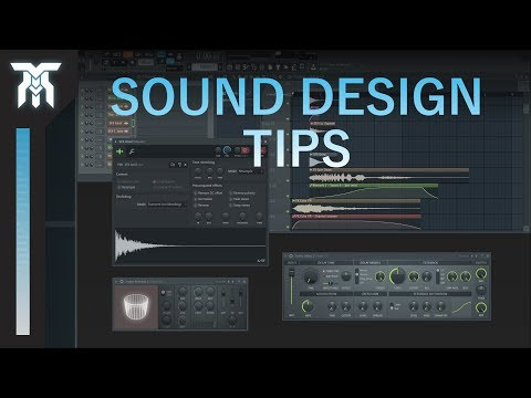 Sound Design Tips For Beginners (How To Design Sound Effects)