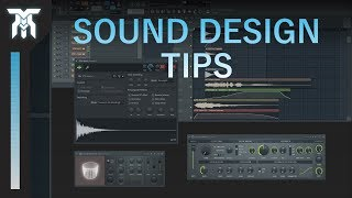 Sound Design Tips For Beginners (How To Design Sound Effects 2018)