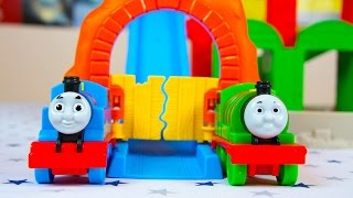 Thomas and Friends! Fisher Price My First Thomas & Friends Twisting Tower Tracks