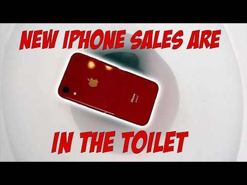 Are the 2018 iPhones in Trouble?