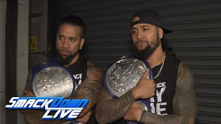 Are The Usos worried about The Bar?: Exclusive, Nov. 7, 2017