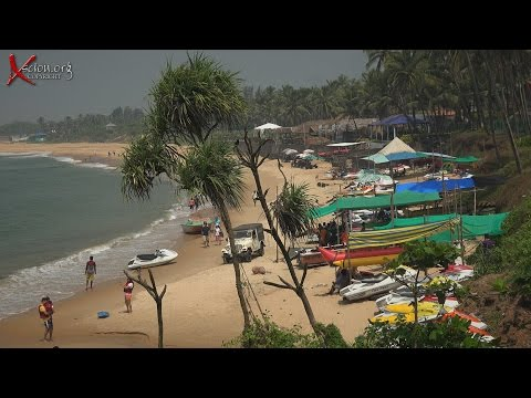 Three Days in Goa India 4K Part  2