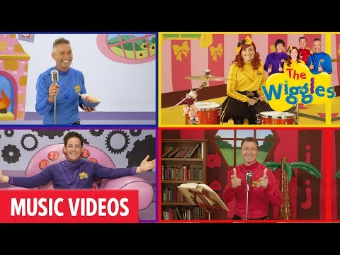The Wiggles - Who's In The Wiggle House?
