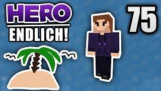 Minecraft HERO #75 - Land in SICHT! | Zombey