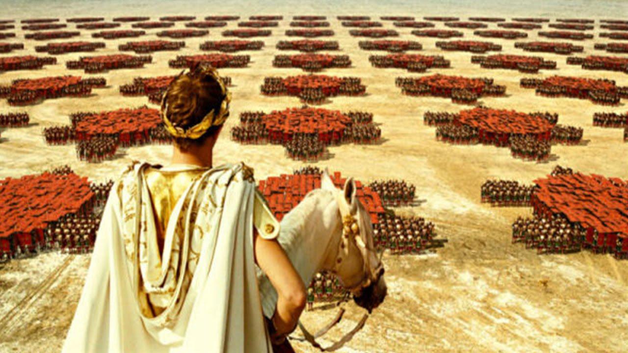 Roman War Tactics