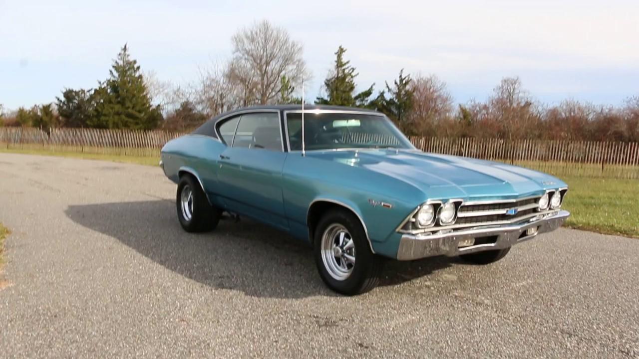 1969 Chevrolet Chevelle Malibu For Sale