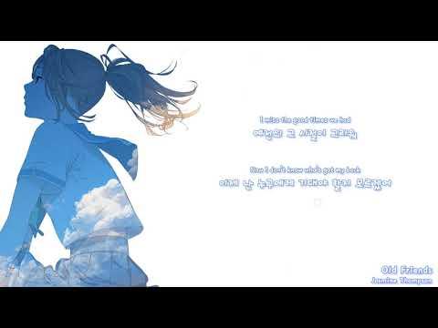 [한글자막] Jasmine Thompson - Old Friends (Jonas Blue Remix)