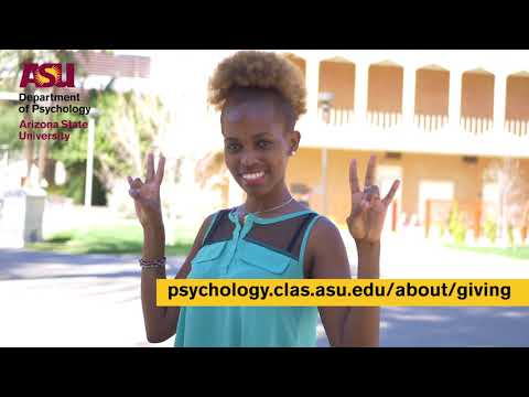 Sun Devil Giving Day - Maryglory Moshi